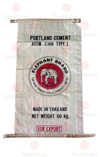 paper poly woven cement bag vs