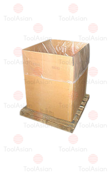 box liner bags, Poly Coated Printed Paper
