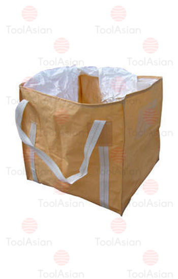 mesh bag for packing firewood