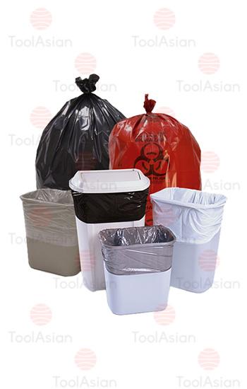 garbage bags, BOPP Laminated Woven Sack Bags