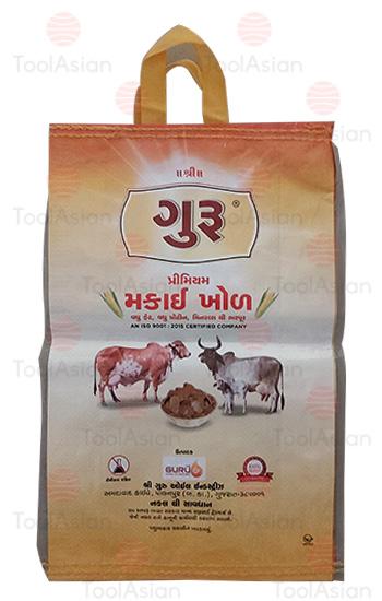 guru makai, Paper Laminated PP Woven Bags