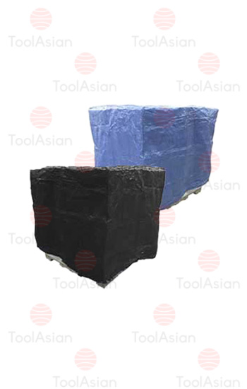 pallet covers, Paper PP Compound Bags