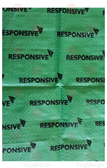 printed fab, Paper Laminated PP Woven Bags