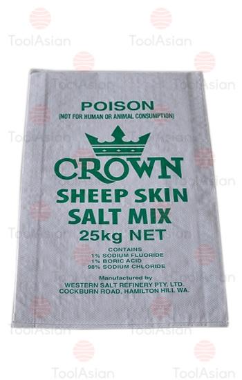 salt bag manufacturers