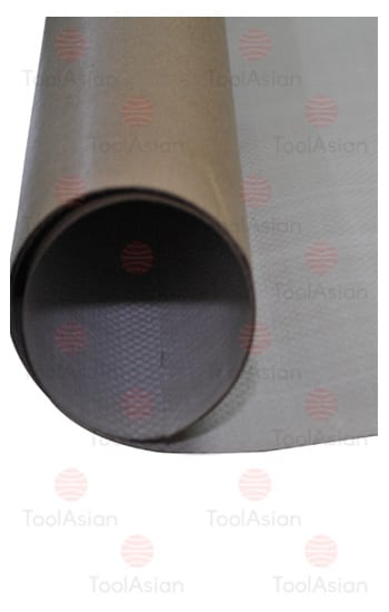 poly coated paper laminated woven fabric bags