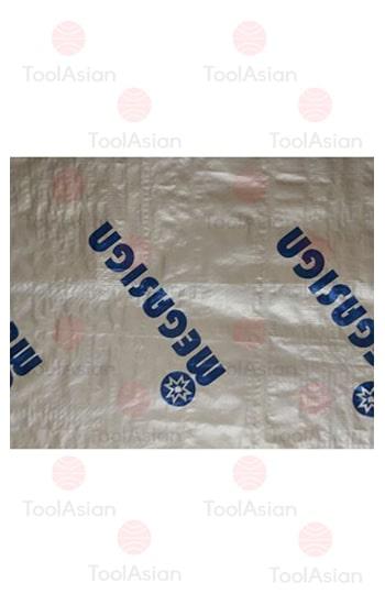 bopp printed woven fabric for pvc flex roll, BOPP Printed PP Woven Bags