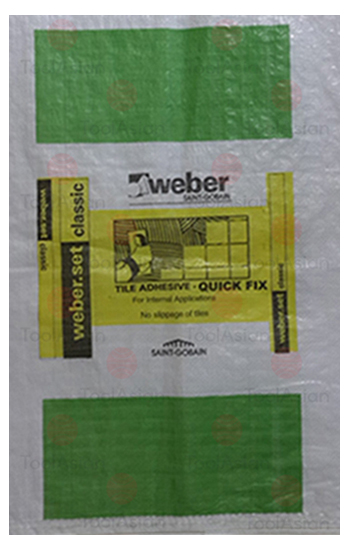 BOPP Laminated Woven Sack Bags Supplier